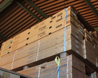 有限会社木下材木店|事業案内|木材、建材、住宅設備販売の写真1