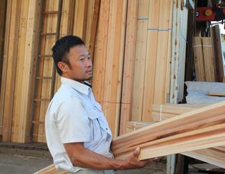 有限会社木下材木店|代表挨拶|代表挨拶の写真2
