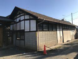 有限会社木下材木店 実績 片柳S様邸倉庫建替え工事