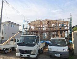 有限会社木下材木店 実績 北峰H様邸新築工事