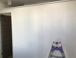 有限会社木下材木店 実績 2019.12.29小松屋燃料店様カウンター取り付け工事