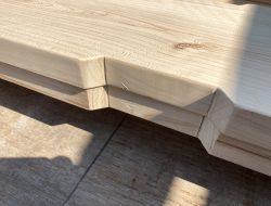 有限会社木下材木店|実績|風呂洗い場の「すのこ」桧